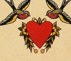 swallow wallpaper - be still my beating heart!