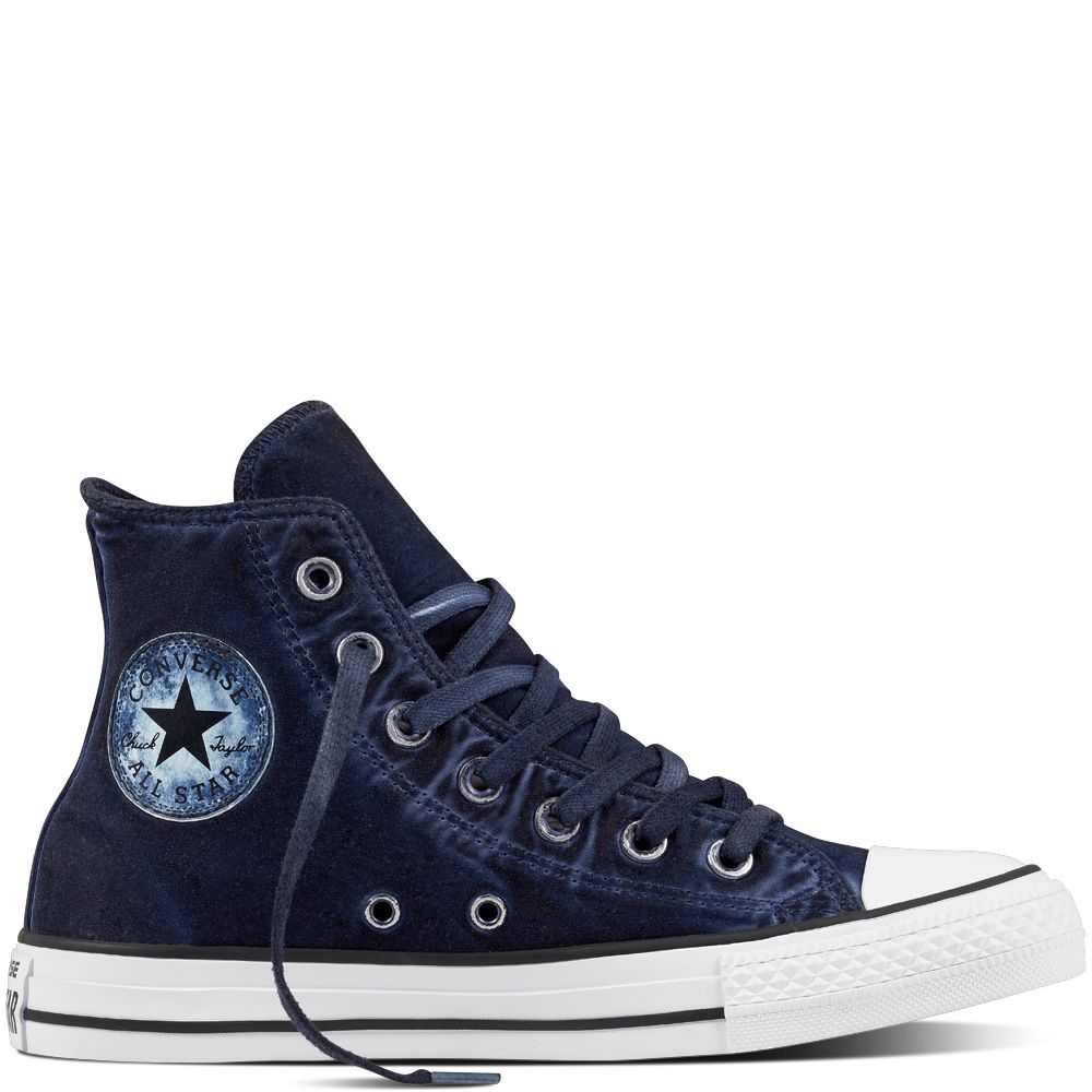 new concept 2d5fe 8970b Chuck Taylor All Star Kent Wash Obsidian/Black/White ...