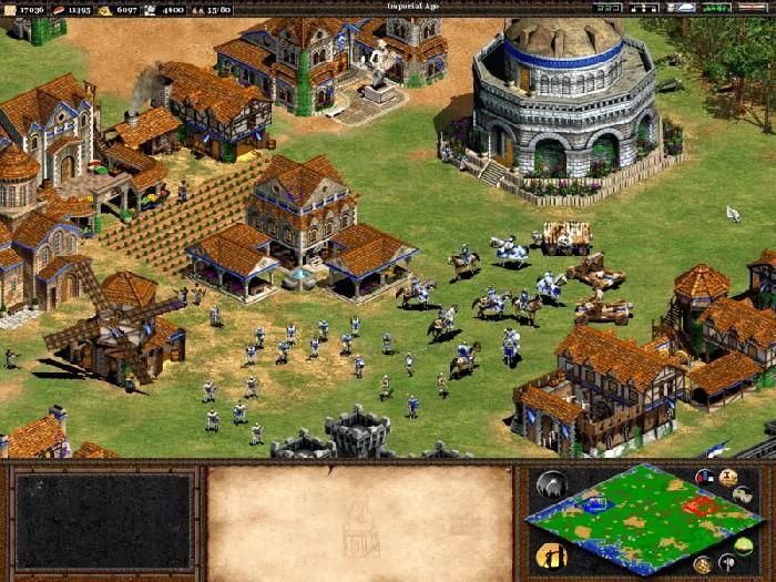 Playing With The Goths Age Of Empires Ii Age Of Empires Age