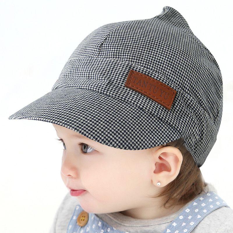 NewBorn Baby Baseball Caps Baby Hats Children infant gorras head beanies  bebes kids Steeple Caps Photograph bff0faade8b