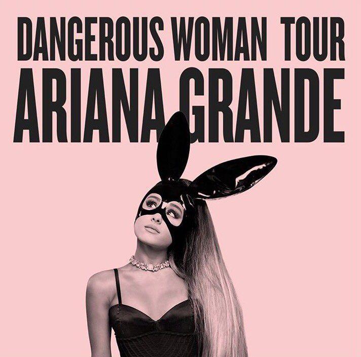 Ariana Grande Announces 'Dangerous Woman' Tour Mates!