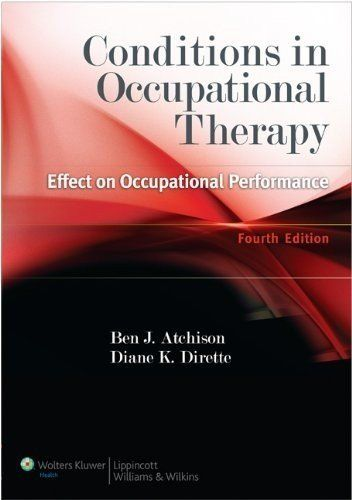 Conditions in Occupational Therapy Effect on Occupational