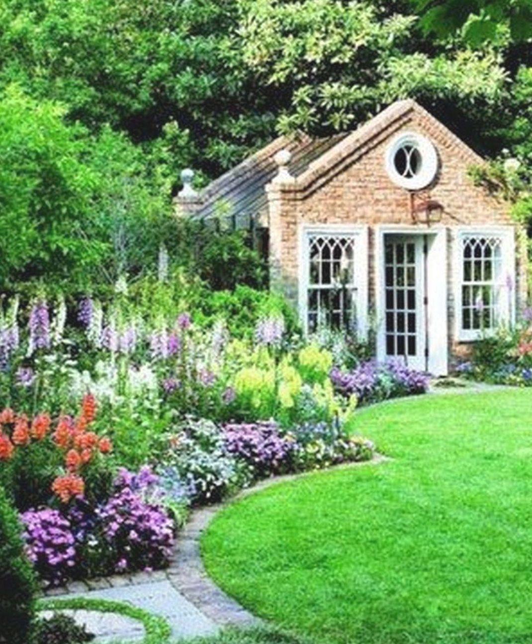Pin Pada English Gardens