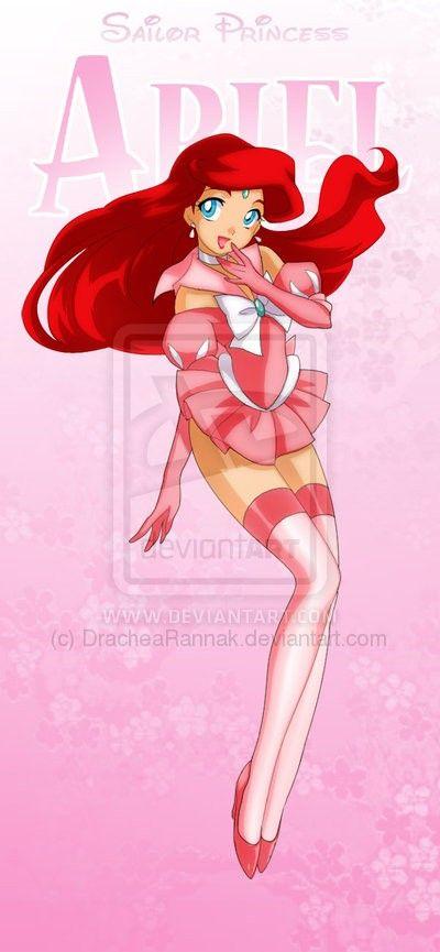 Sailor Ariel 2