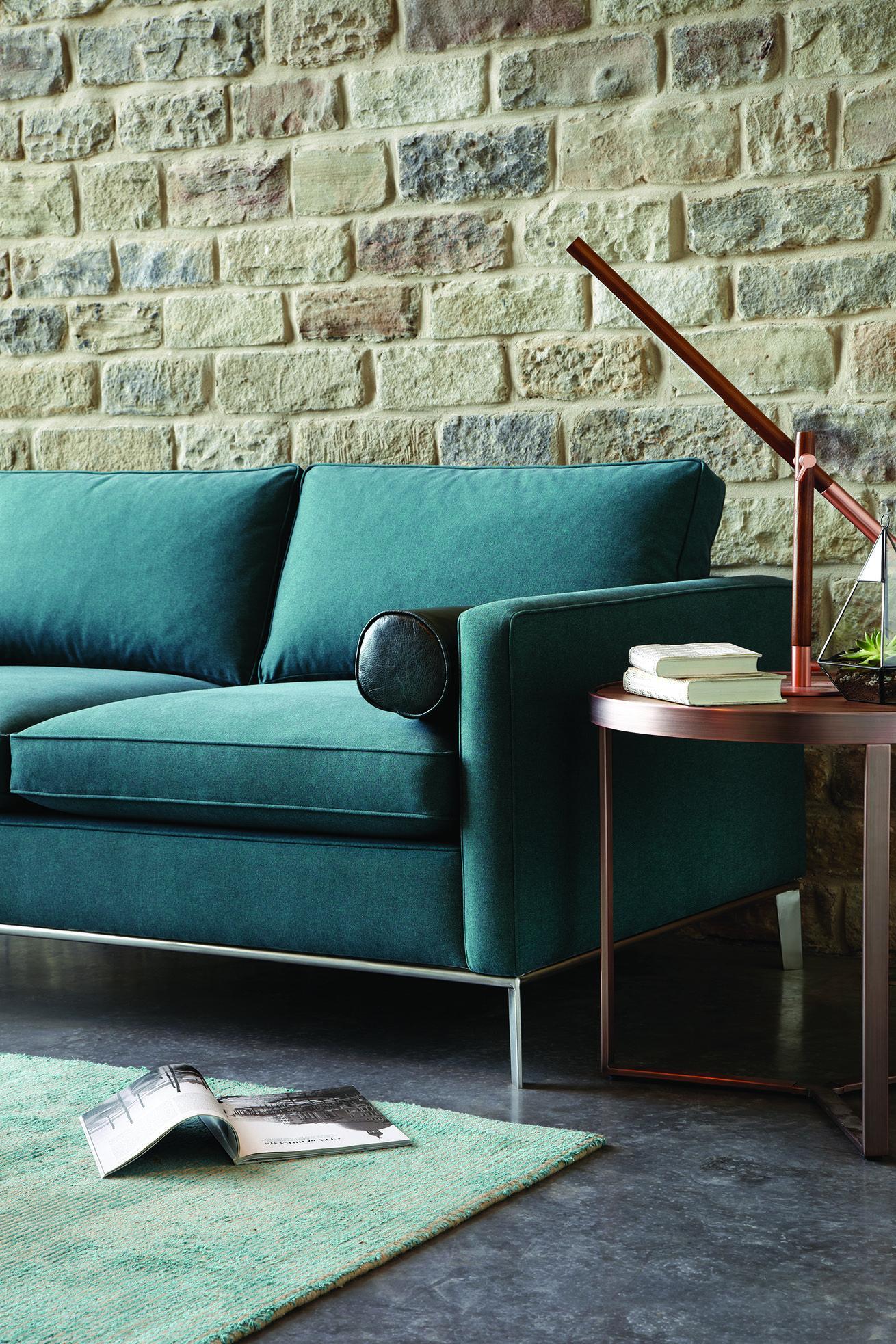 Duresta Domus Available At Lenleys Contemporary Sofa