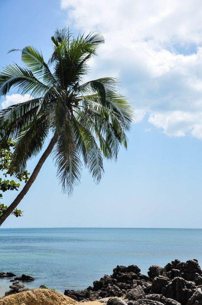 The beautiful island Koh Lanta, Thailand