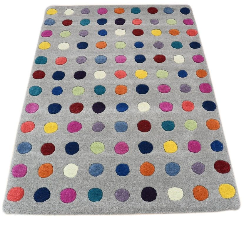 Funk Spotty With Images Square Rugs