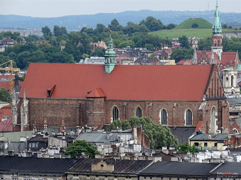 Kościół św. Katarzyny Aleksandryjskiej i św. Małgorzaty, Kraków ...