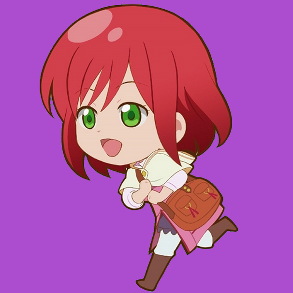 Akagami No Shirayukihime Tumblr Snow White With The Red Hair Akagami No Shirayuki Anime Chibi