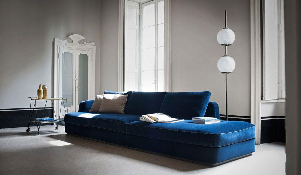 Flexform, divani eleganti e moderni: immagini | espacios REVISAR ...