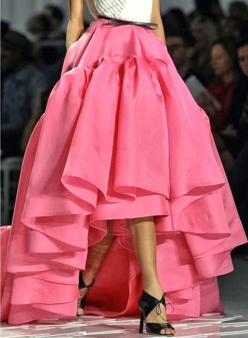 oscar de la renta sex and the city pink dress - Google-Suche