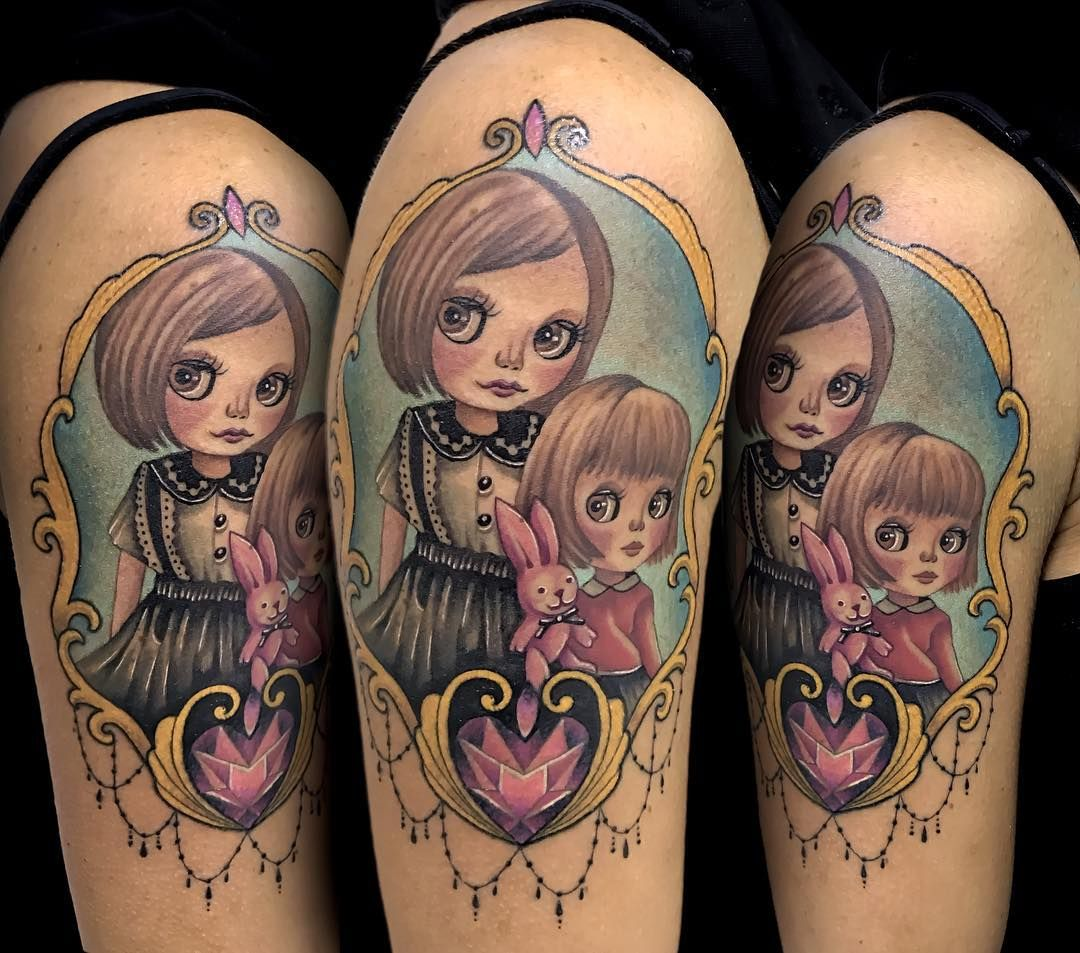 Tattooer @ FREE MIND TATTOO  Via Cecoslovacchia 29 - Quartu S.E. info@freemindtattoo.com