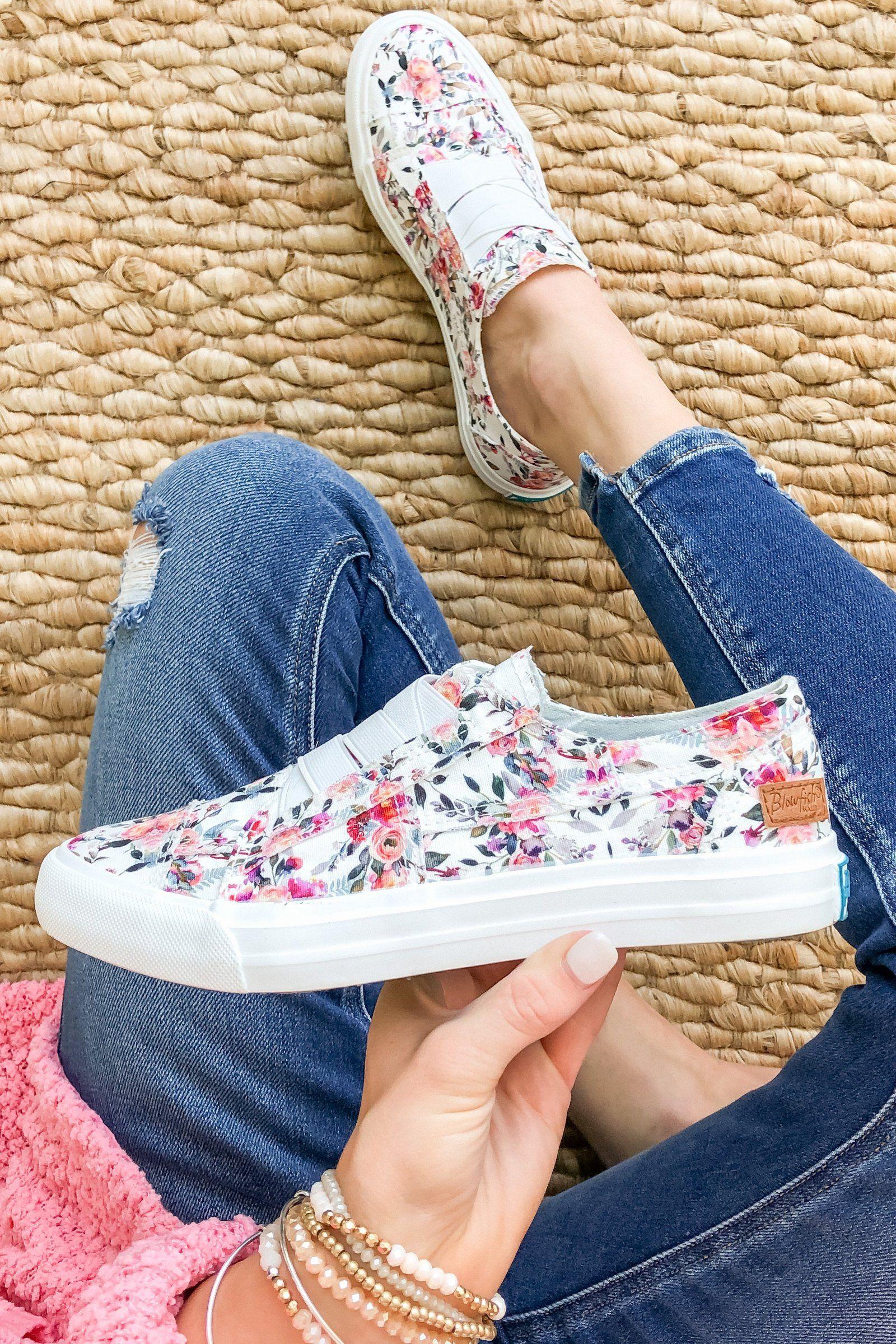 Blowfish Marley Sneakers- Off White