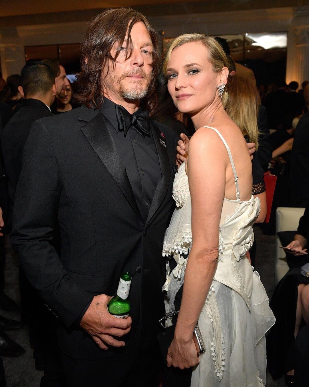 Diane Kruger Norman Reedus Couple