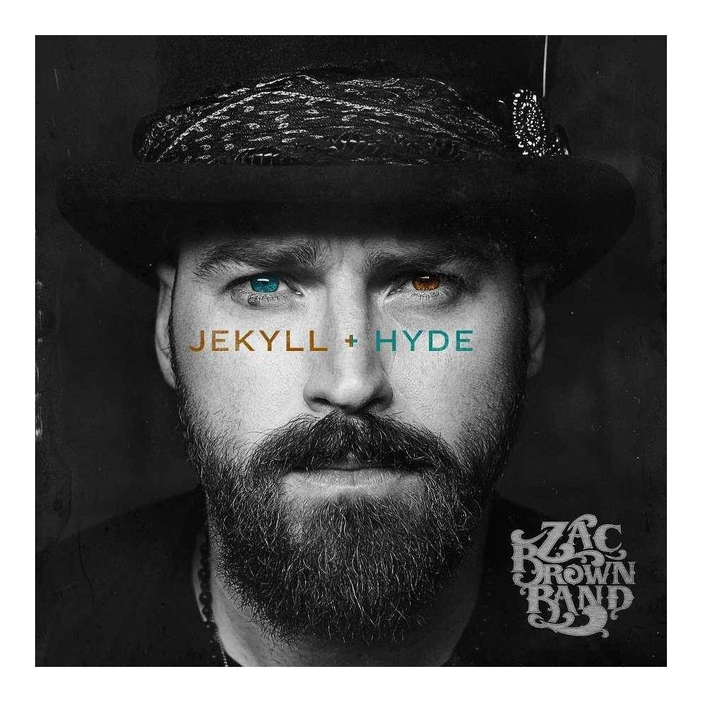 Zac Brown Band Jekyll Hyde Vinyl Zac Brown Band