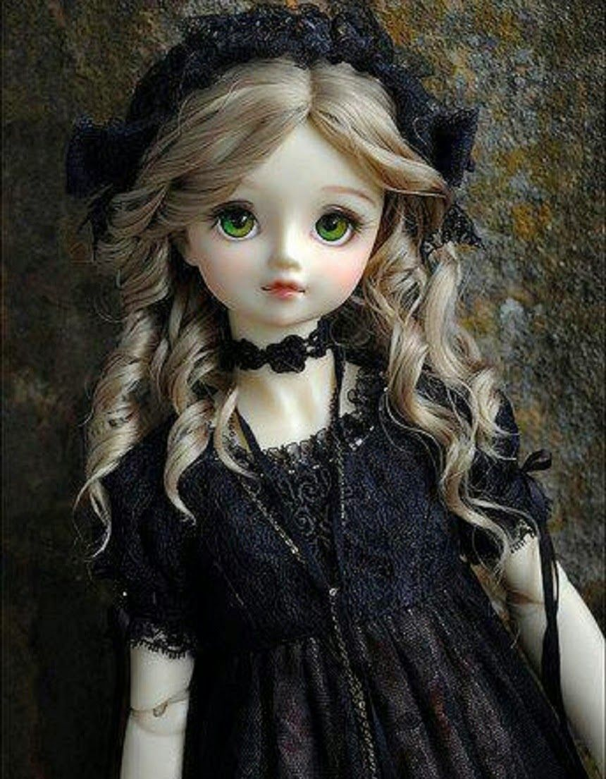 Very Cute Doll Wallpapers For Facebook Google Search Cute Dolls Beautiful Dolls Profile Picture For Girls