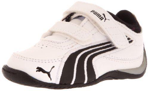 9c9c8a3c773202 Puma Drift Cat 4 L V Sneaker (Infant toddler Little Kid Big Kid) Puma.   39.90. leather. Rubber sole