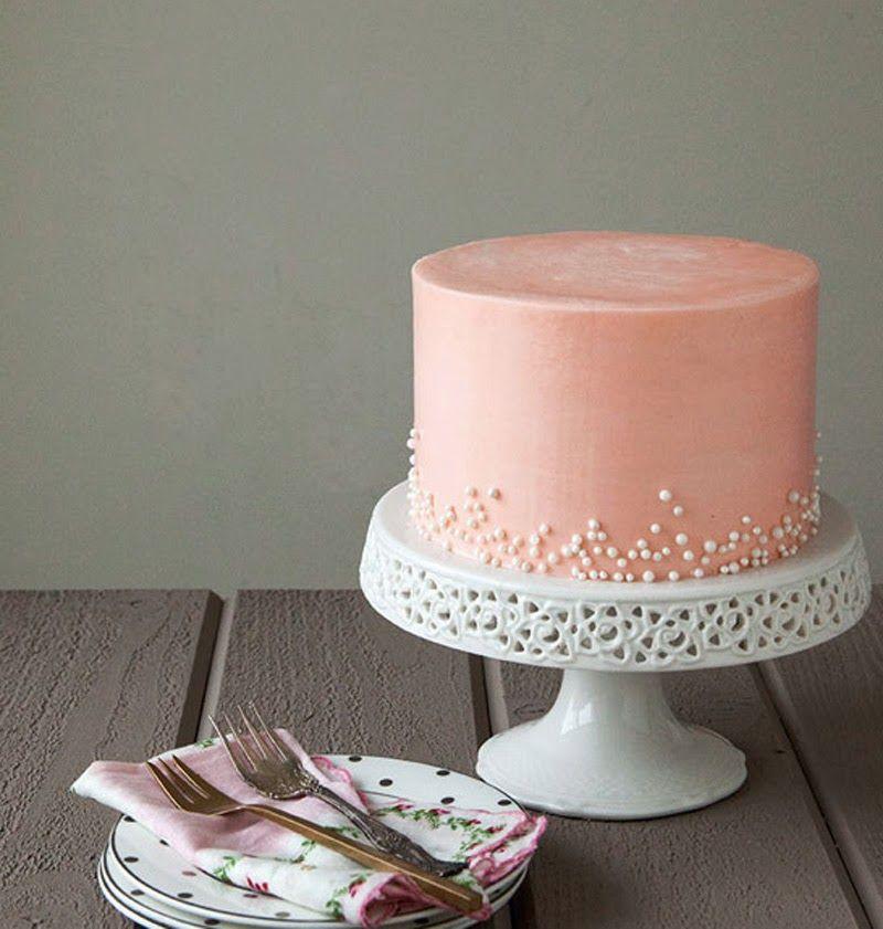 Diez sencillas y originales ideas de cómo decorar tartas y pasteles