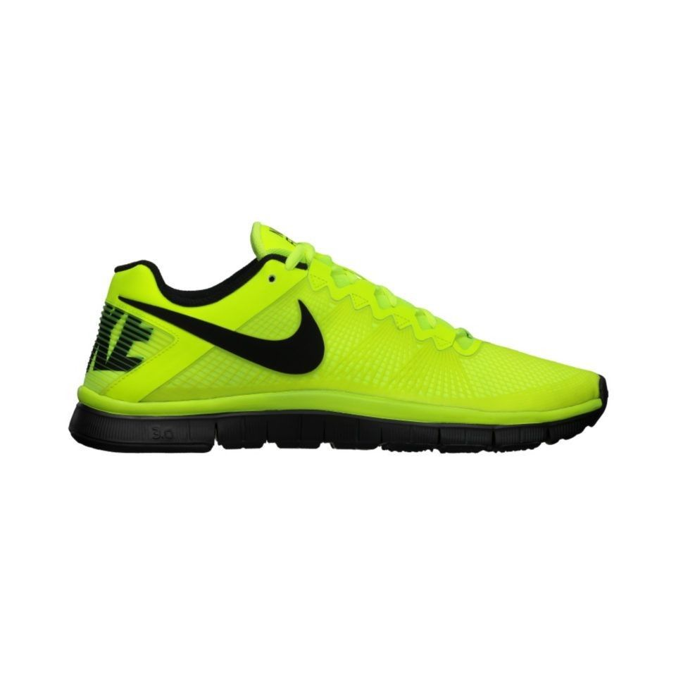 promo code bb95d fbfd2 Nike Free 3.0 V5 - Running men shoes - yellow/black HOT SALE ...