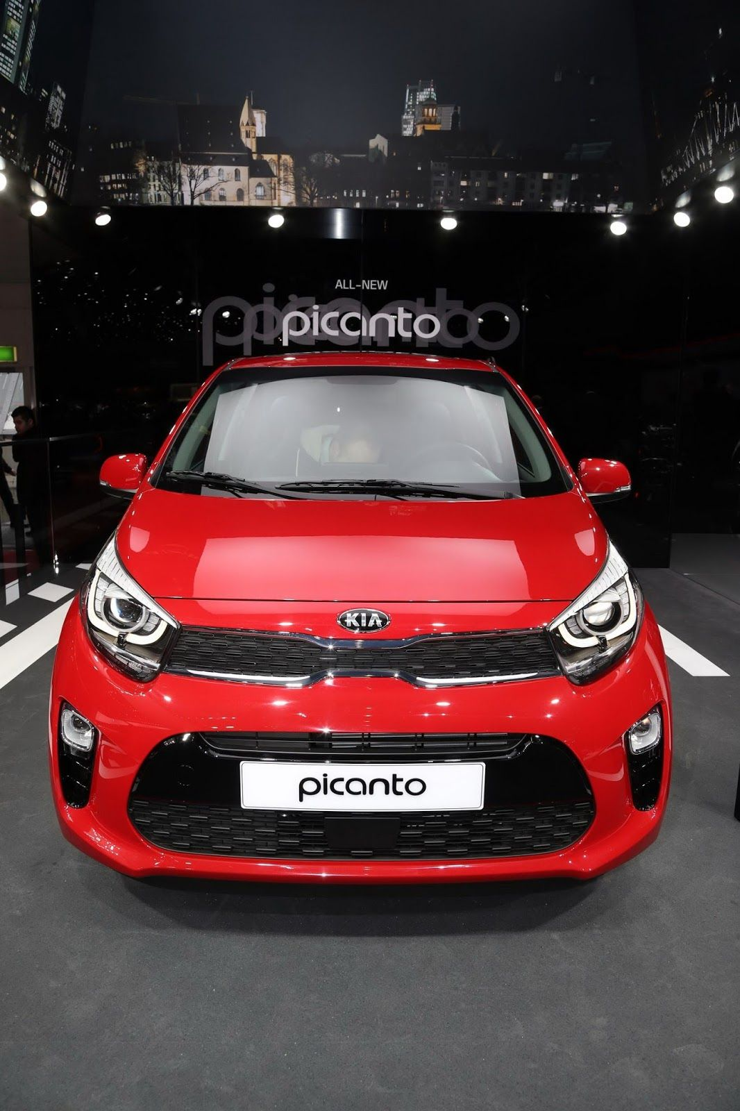 Pin By New Cars Models On Kia Pinterest Kia Picanto Small Cars