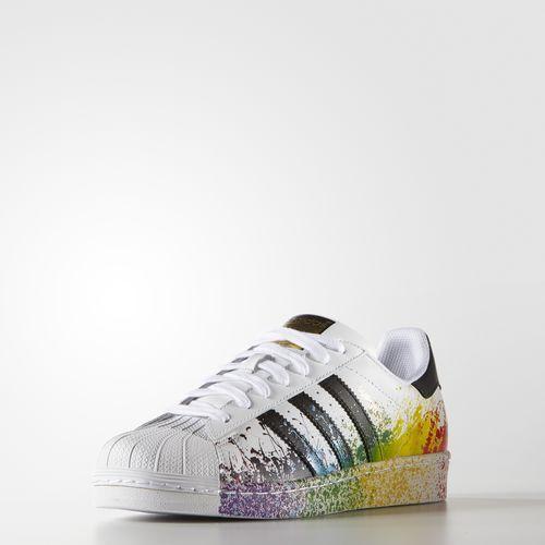 adidas superstar lgbt scarpe kicklist pinterest superstar