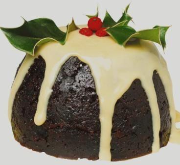 Nana's Traditional Christmas Steamed Plum Pudding with Hard Sauce ...