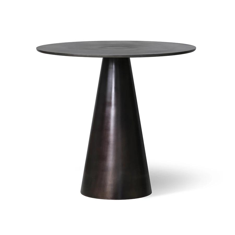 Side Table Black Metal Large Hk Living House Of Orange Metal Side Table Side Table Black Side Table [ 900 x 900 Pixel ]