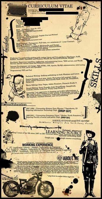 Top Los Curriculum Vitae Mas Originales Del Mundo Www Cabronazi Com Curriculums Creativos Cv Disenador Grafico Diseno Curriculum Creativo