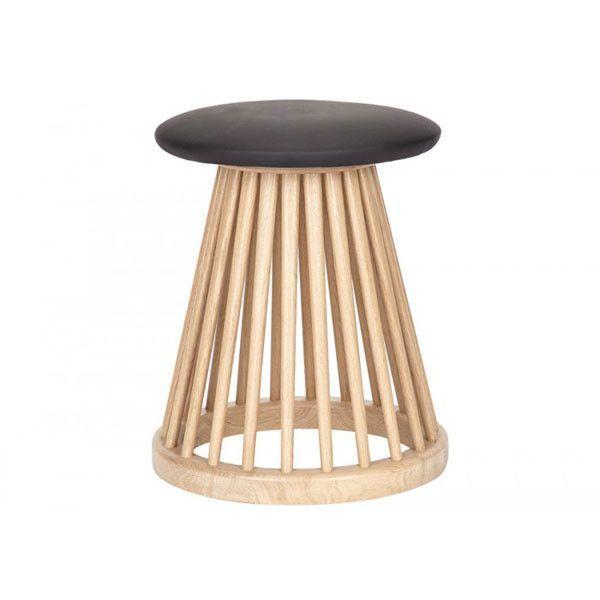 Ikea Coffee Table Millennium Falcon: Fan Stool - Natural Oak By Tom Dixon In 2018