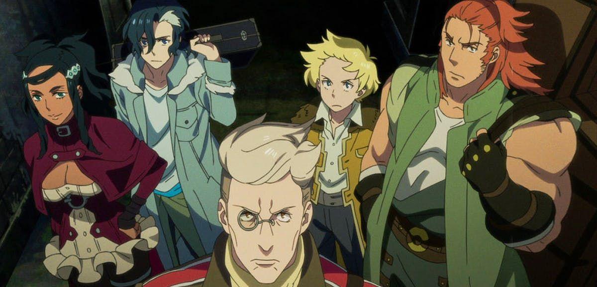 How Netflix's Sirius the Jaeger Sets Up Season 2 | Anime, Sirius, Jaeger