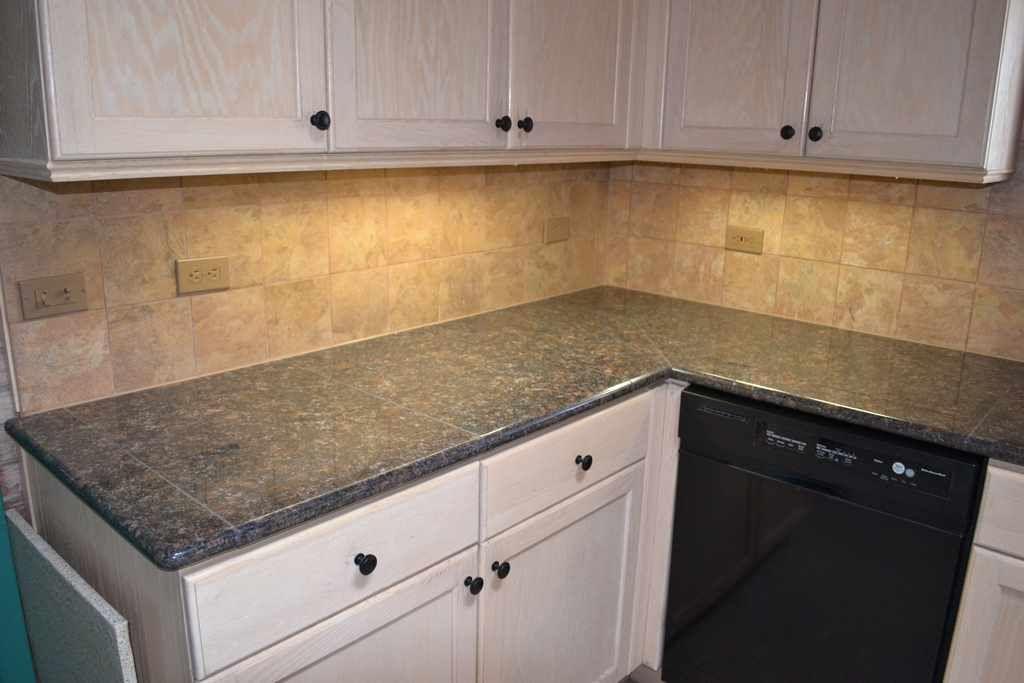 Granite Tile Countertops Offer More Than Good Looks Tile