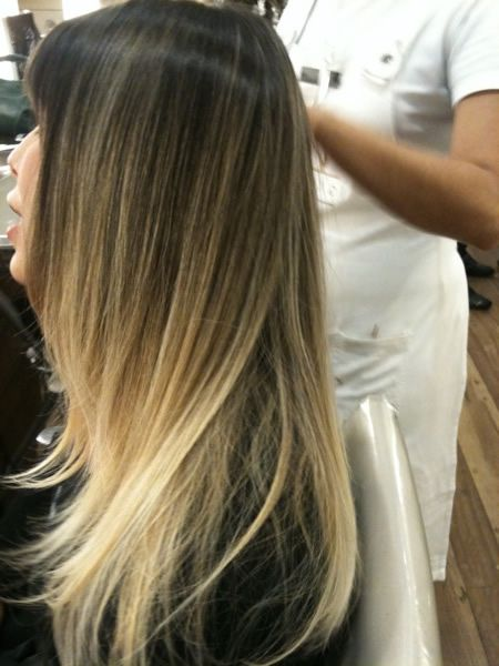 ombre hair styling mechas ombre hair jpg 450 215 600 beautiful hair style 7564