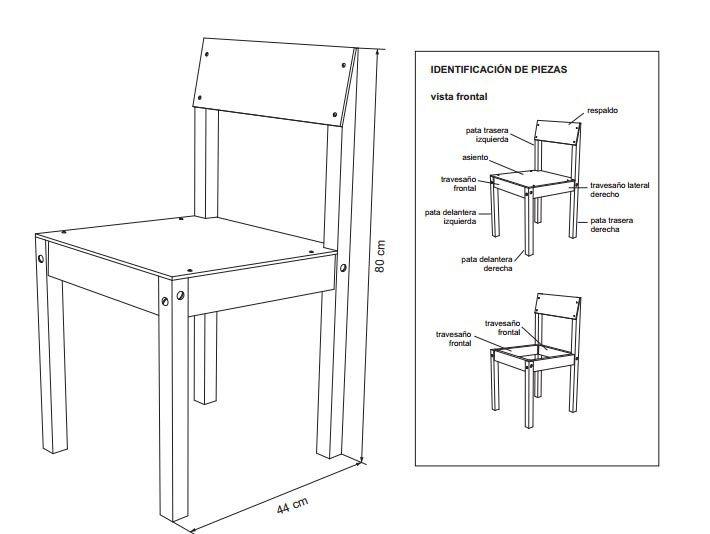 Planos para construir muebles de madera muebles de for Pdf carpinteria muebles