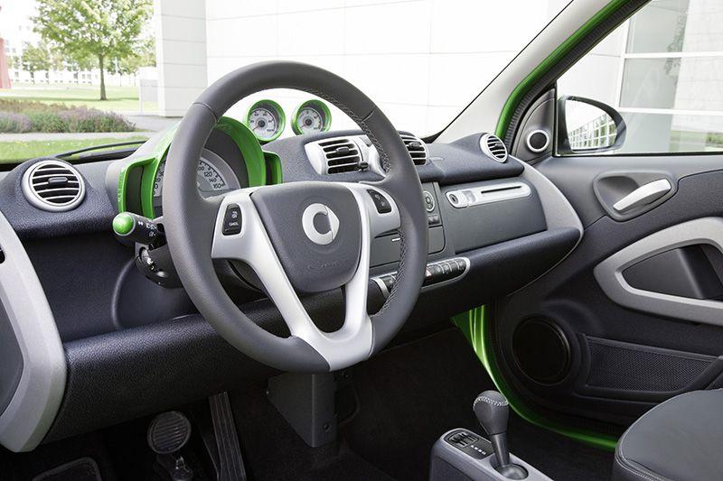 Essai - Smart Fortwo électrique 2014: Enfin branchée - V - Auto
