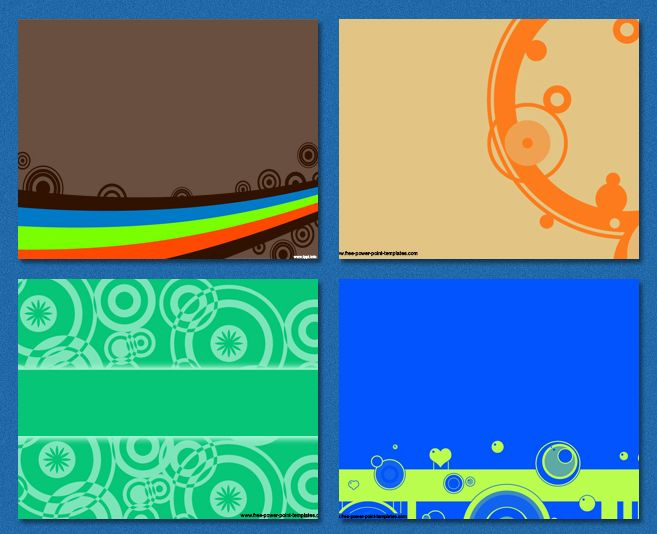 Powerpoint Templates Retro Powerpoint Templates Backgrounds