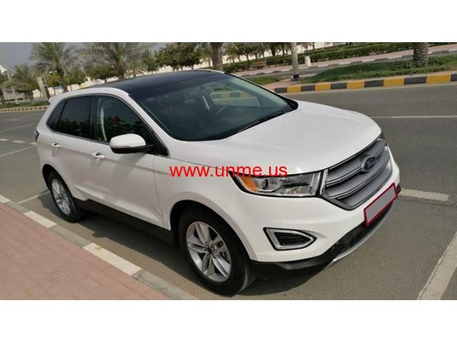 Dubai Ford Edge  For Sale Full Options Ad Posted For Free On Ume