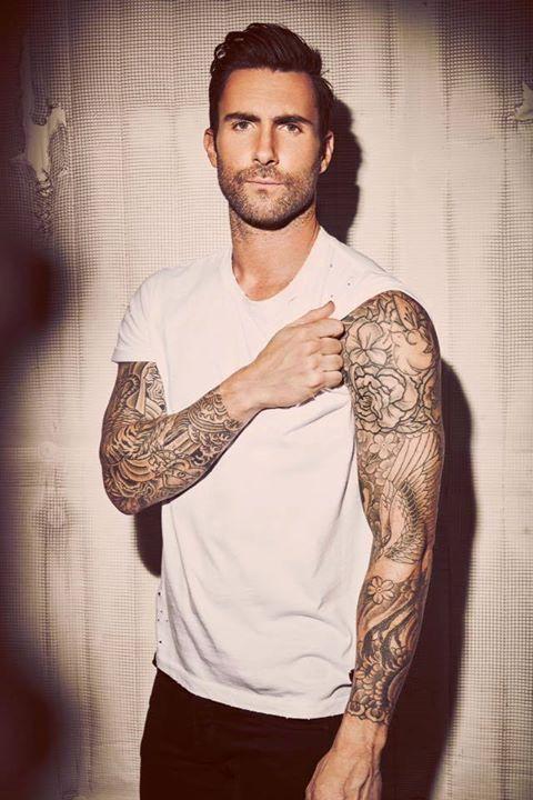 2d7babb0e Arm Tattoos · Adam Levine Tattoos · Dope Tattoos, Tattoos For Guys, Tattoos  On Side Ribs, Virgo Tattoos, Body