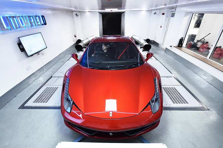 Litchfield enthüllt neues Ferrari 458 Performance-Paket #newferrari