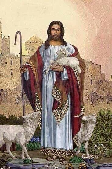 Résultat d'images pour bon berger et les loups bible