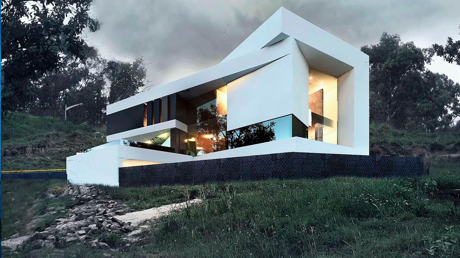 Creato projects la pradera free - Arquitectos casas modernas ...