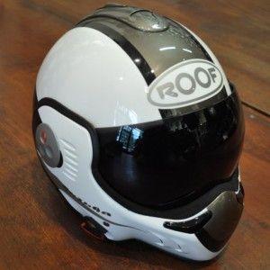 Roof Airplane Motorcycle Helmet