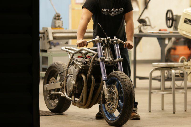 Diy Kit Motorcycle Cafe Racer Kit Cafe Racer Kits Cafe Racer