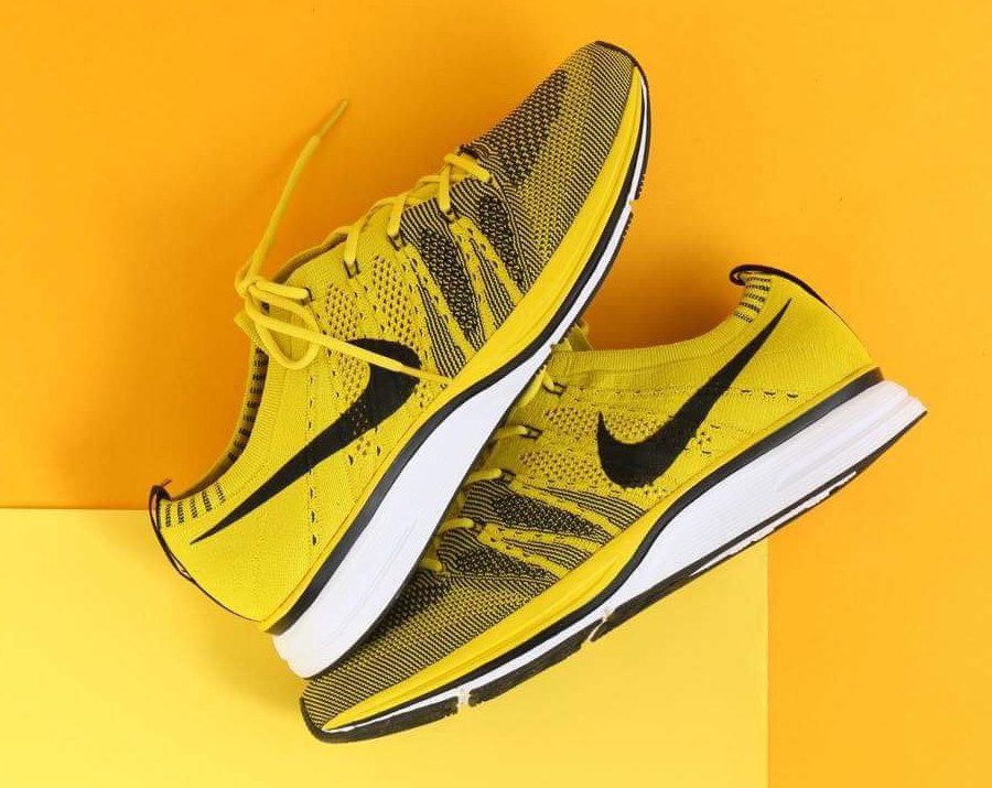 Look For The Nike Flyknit Trainer Bright Citron To Make Its Debut Next Month fc9ac95f3