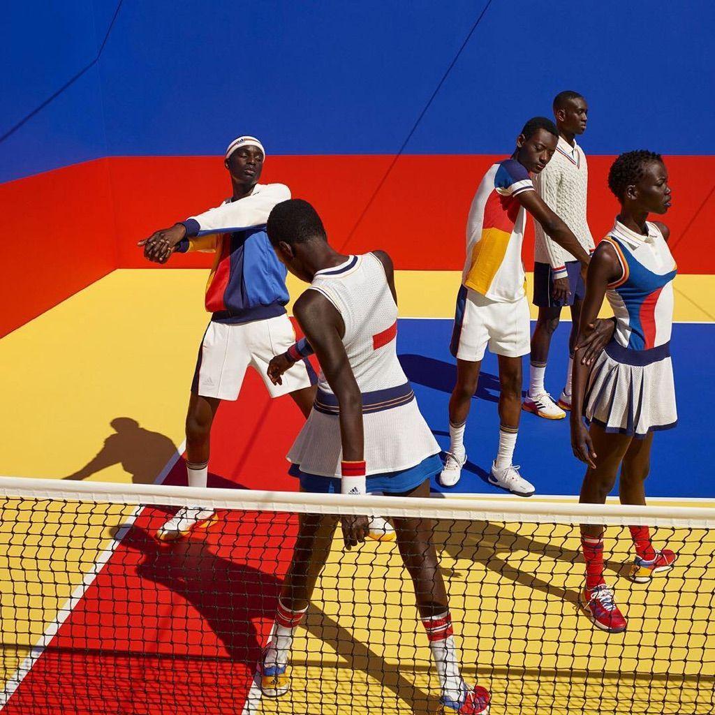 adidas Pharrell Williams Tennis Collection