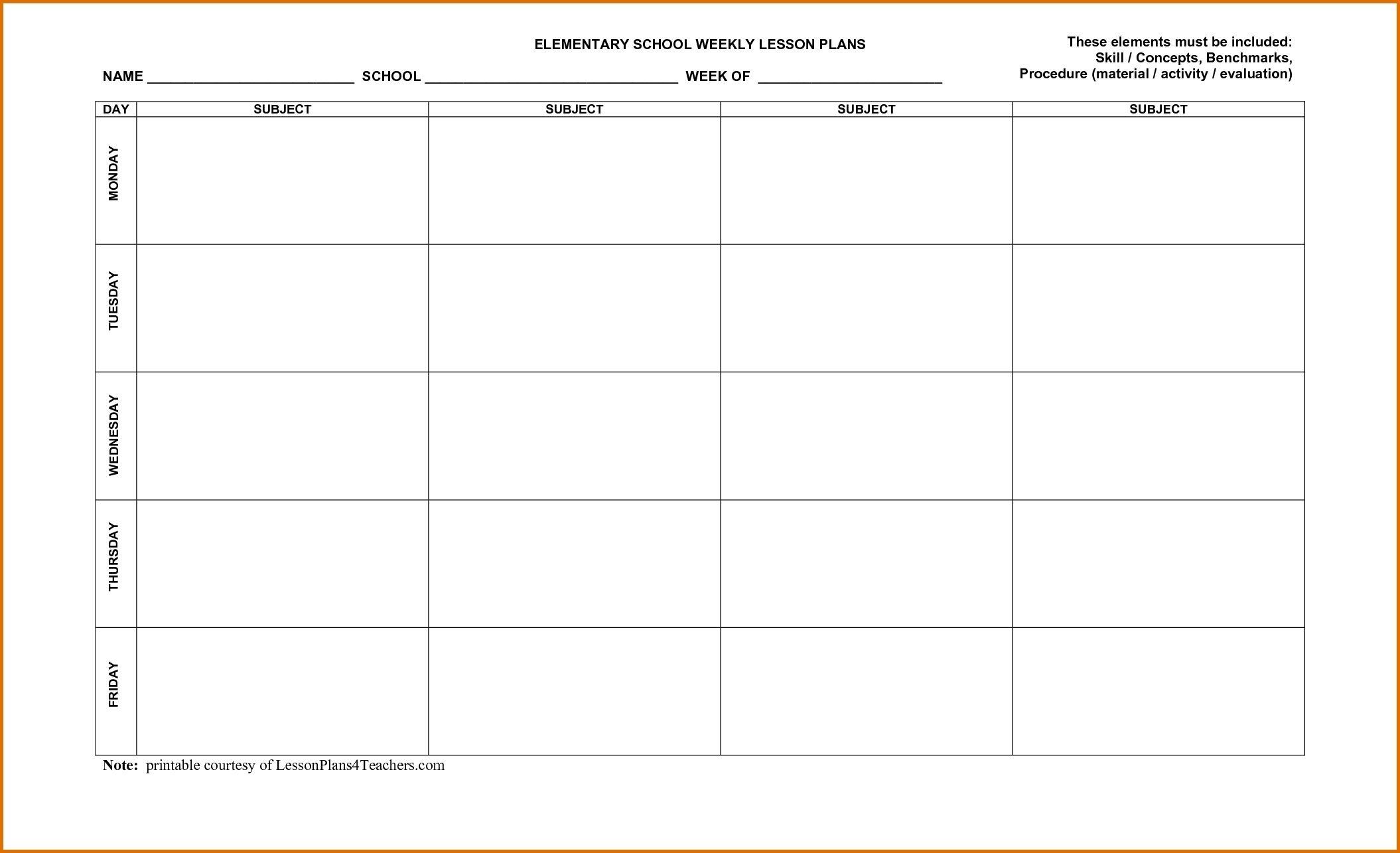 Lesson Plan Calendar October Blank Blank Calendar Template Dowload Teacher Plan Book Template Lesson Plan Template Free Weekly Lesson Plan Template