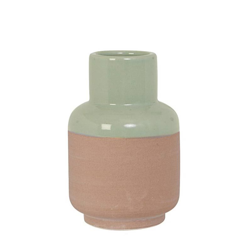 Green Native Vase - www.koop.co.nz