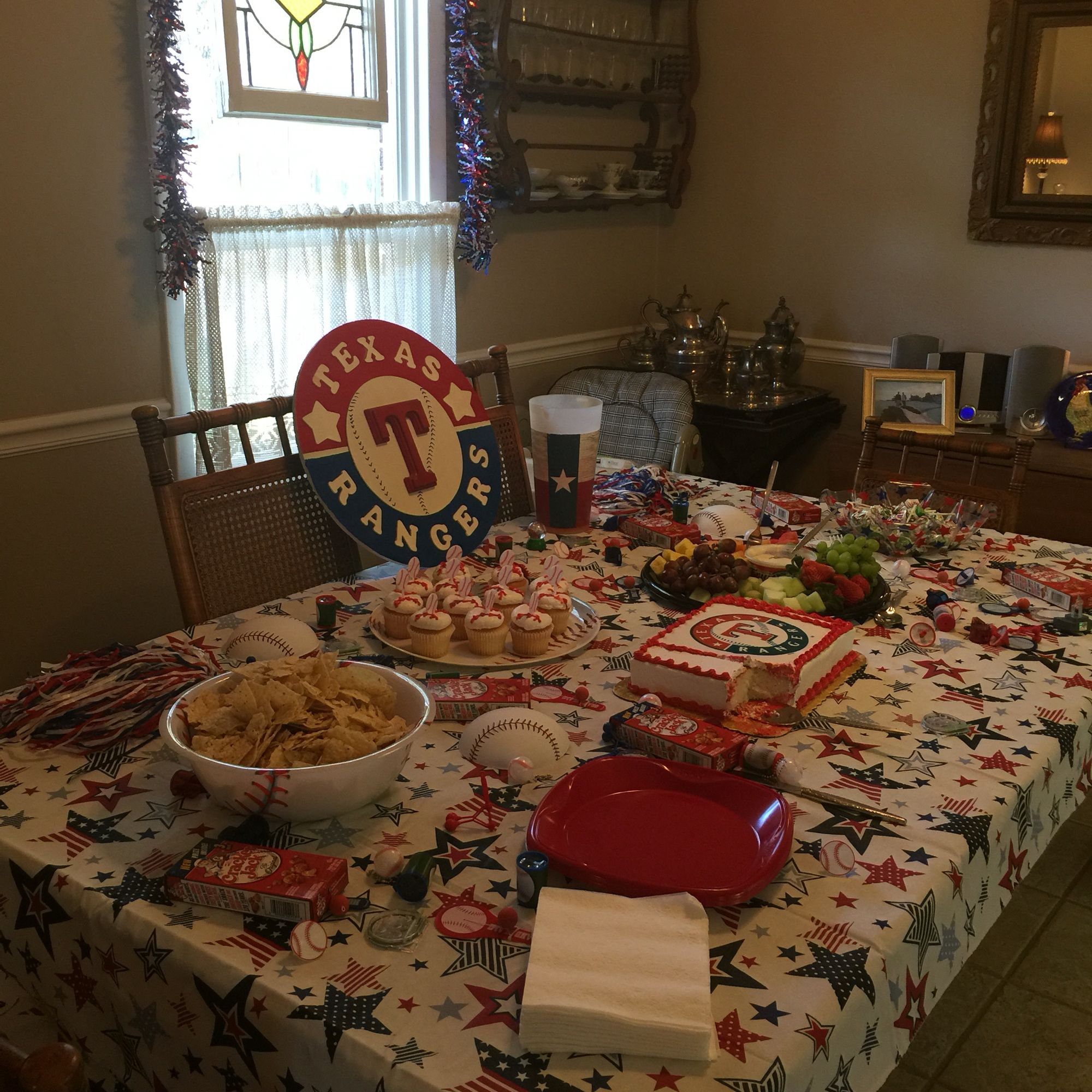 Opening Day Ranger Party