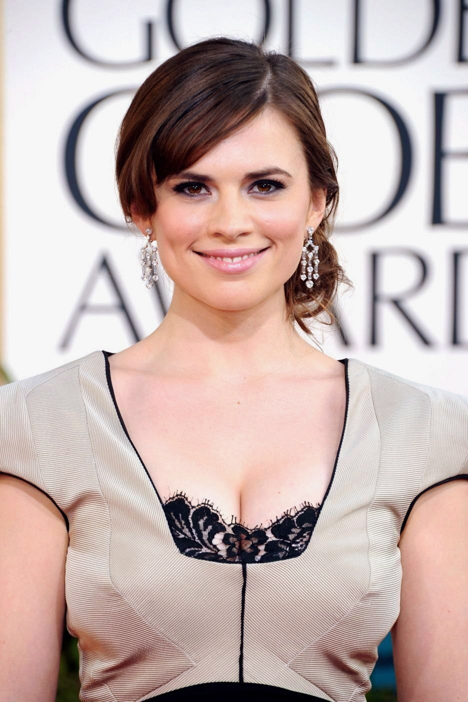 Beautiful Smile From Hayley Atwell Krams In 2018 Pinterest