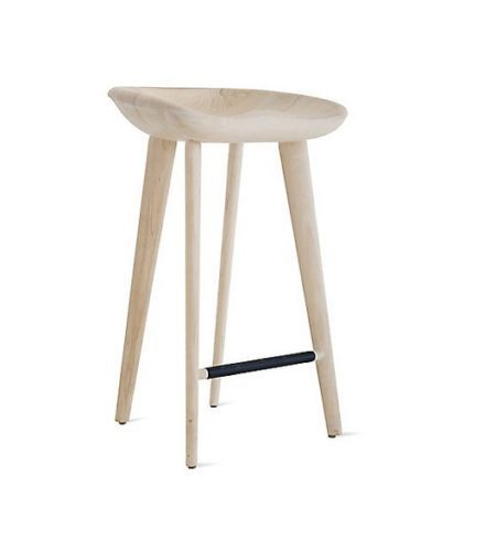 Tractor Counter Stool Ash Bassamfellows Design Within Reach