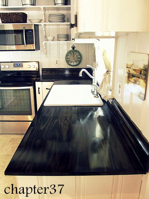 Just How Well Do Diy Counter Tops Hold Up Diy Countertops Diy